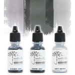 Umbrella Crafts - Premium Dye Reinker Kit - Gray Trio