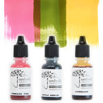 Umbrella Crafts - Premium Dye Reinker Kit - Neon Trio
