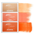 Umbrella Crafts - Premium Dye Ink Pad Kit - Orange Trio