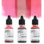 Umbrella Crafts - Premium Dye Reinker Kit - Pink Trio