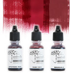 Umbrella Crafts - Premium Dye Reinker Kit - Red Trio