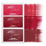 Umbrella Crafts - Premium Dye Ink Pad Kit - Red Trio