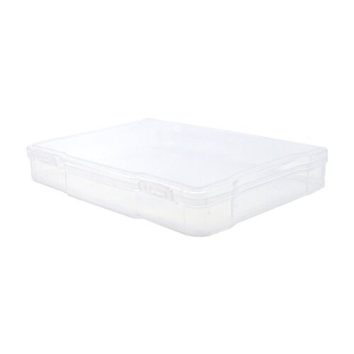 Scrapbook.com - Clear Craft and Photo Storage - 1 5x7 Case