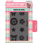 Uchis Design - Clear Acrylic Stamps - Essentials