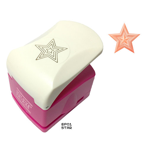 Uchis Design - Embossing Punches - Star