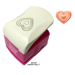Uchis Design - Embossing Punches - Heartfelt