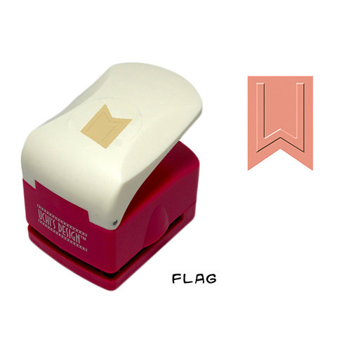 Uchis Design - Embossing Punches - Flag