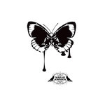 Unity Stamp - Itty Bitty Collection - Unmounted Rubber Stamp - Beautiful Disaster