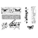Unity Stamp - Unmounted Rubber Stamp Set - Love Never Fails