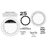 Unity Stamp - Jillibean Soup Collection - Unmounted Rubber Stamp Set - Countdown to Christmas