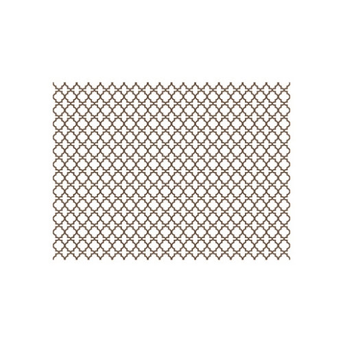 Unity Stamp - Jillibean Soup Collection - Unmounted Rubber Stamp - Lattice Background