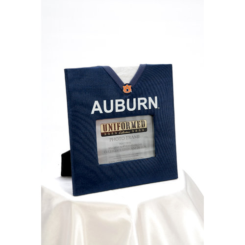 Uniformed Scrapbooks of America - Single 4 x 6 Frame - Auburn University