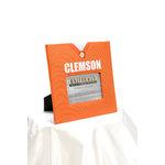 Uniformed Scrapbooks of America - Single 4 x 6 Frame - Clemson University
