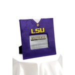 Uniformed Scrapbooks of America - Single 4 x 6 Frame - LSU