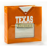 Uniformed Scrapbooks of America - 8 x 8 Photo and Keepsake Album - University of Texas at Austin