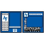 Uniformed Scrapbooks of America - 8 x 8 Page Kit - Air Force Academy