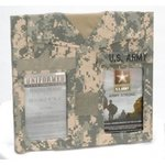 Uniformed Scrapbooks of America -  Double 4 x 6 Frame  - U.S. Army
