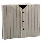 Uniformed Scrapbooks of America - 12 x 12 Postbound Album - Uniform Cover - Baseball