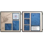 Uniformed Scrapbooks of America - 12 x 12 Page Kit - Coast Guard