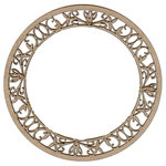 Leaky Shed Studio - Chipboard Shapes - Small - Ring