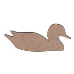 Leaky Shed Studio - Animal Collection - Chipboard Shapes - Duck