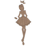 Leaky Shed Studio - Chipboard Shapes - Large - Princess