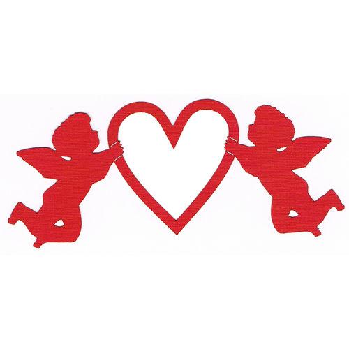 Leaky Shed Studio - Cardstock Die Cuts - Cupids