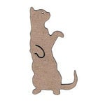 Leaky Shed Studio - Animal Collection - Chipboard Shapes - Cat Standing