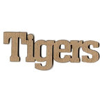 Leaky Shed Studio - Mascot Collection - Chipboard Words - Tigers