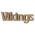 Leaky Shed Studio - Mascot Collection - Chipboard Words - Vikings
