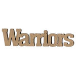 Leaky Shed Studio - Mascot Collection - Chipboard Words - Warriors