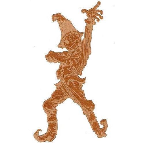 Leaky Shed Studio - Cardstock Die Cuts - Oz Scarecrow