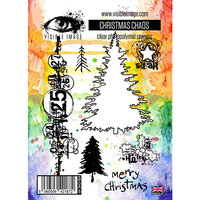 Visible Image - Clear Photopolymer Stamps - Christmas Chaos