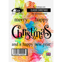 Visible Image - Clear Photopolymer Stamps - Classic Christmas