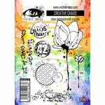 Visible Image - Clear Photopolymer Stamps - Creative Chaos