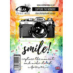 Visible Image - Clear Acrylic Stamps - Capture The Moment