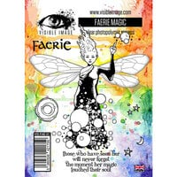 Visible Image - Clear Photopolymer Stamps - Faerie Magic