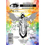 Visible Image - Clear Photopolymer Stamps - Guardian Angel