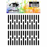 Visible Image - 6 x 6 Stencil - Grate-ful