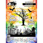 Visible Image - Clear Acrylic Stamps - Into The Woods