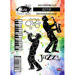 Visible Image - Clear Acrylic Stamps - Jazz It Up