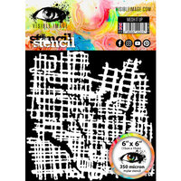 Visible Image - 6 x 6 Stencil - Mesh it Up