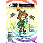 Visible Image - Wizard of Oz Collection - Clear Photopolymer Stamps - Scarecrow