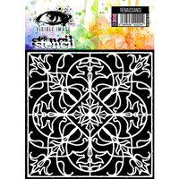 Visible Image - 6 x 6 Stencil - Renaissance
