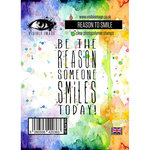 Visible Image - Clear Acrylic Stamps - Reason To Smile