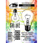 Visible Image - Clear Acrylic Stamps - Shining Bright
