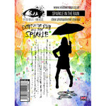Visible Image - Clear Acrylic Stamps - Sparkle In The Rain