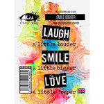 Visible Image - Clear Photopolymer Stamps - Smile Bigger