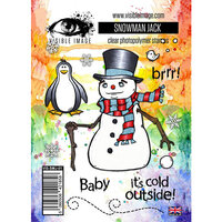 Visible Image - Christmas - Clear Photopolymer Stamps - Snowman Jack