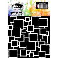 Visible Image - 6 x 6 Stencil - Square Route